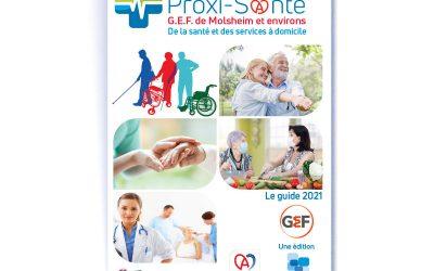 Proxi-Santé, le Guide de la Santé et services à domicile