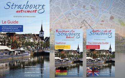 Strasbourg autrement… LE GUIDE